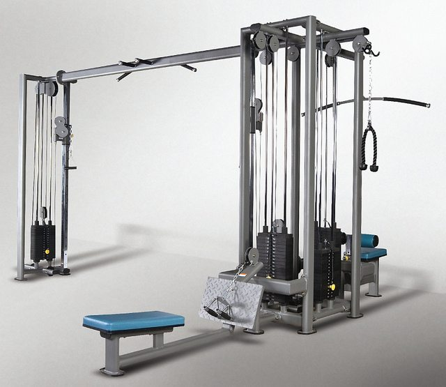 3000 Square Foot Room Gymstarters