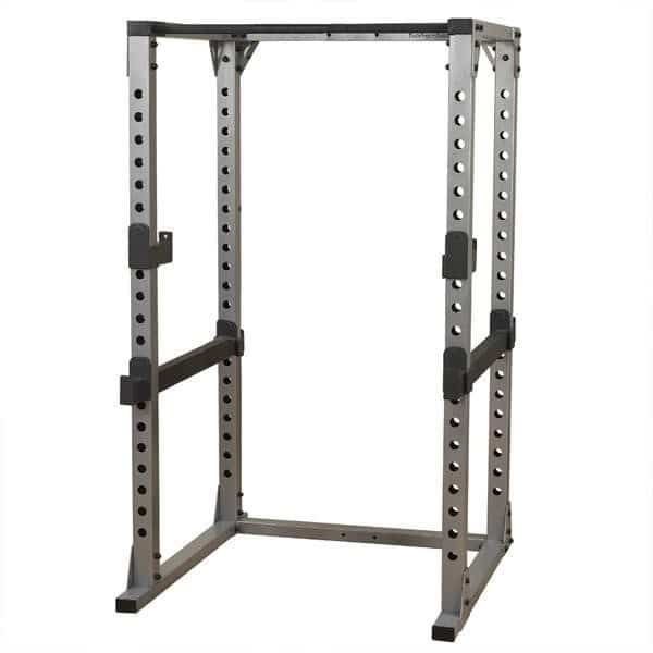 how to build a home workout rack