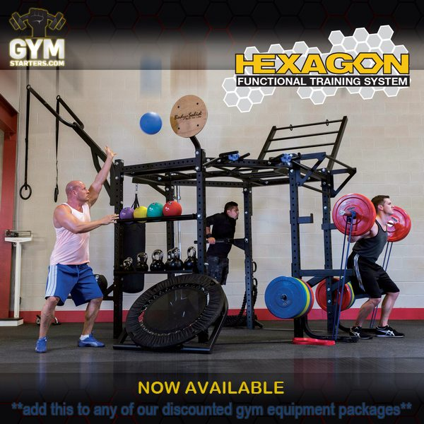 Fitness equipment choices for your new gym