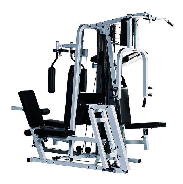 Meander fm single stack station gym