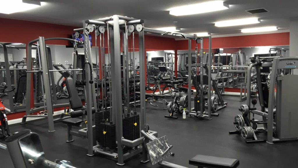 Commercial gym equipment specialists for opening a new for 3000 sq ft gym layout