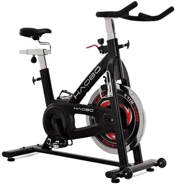 Impact fitness equipment pv3000v full commercial spin bike for 3000 sq ft gym layout