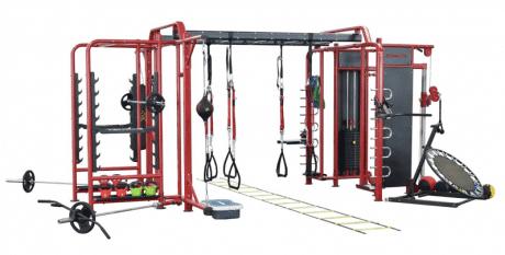 Iron man training center