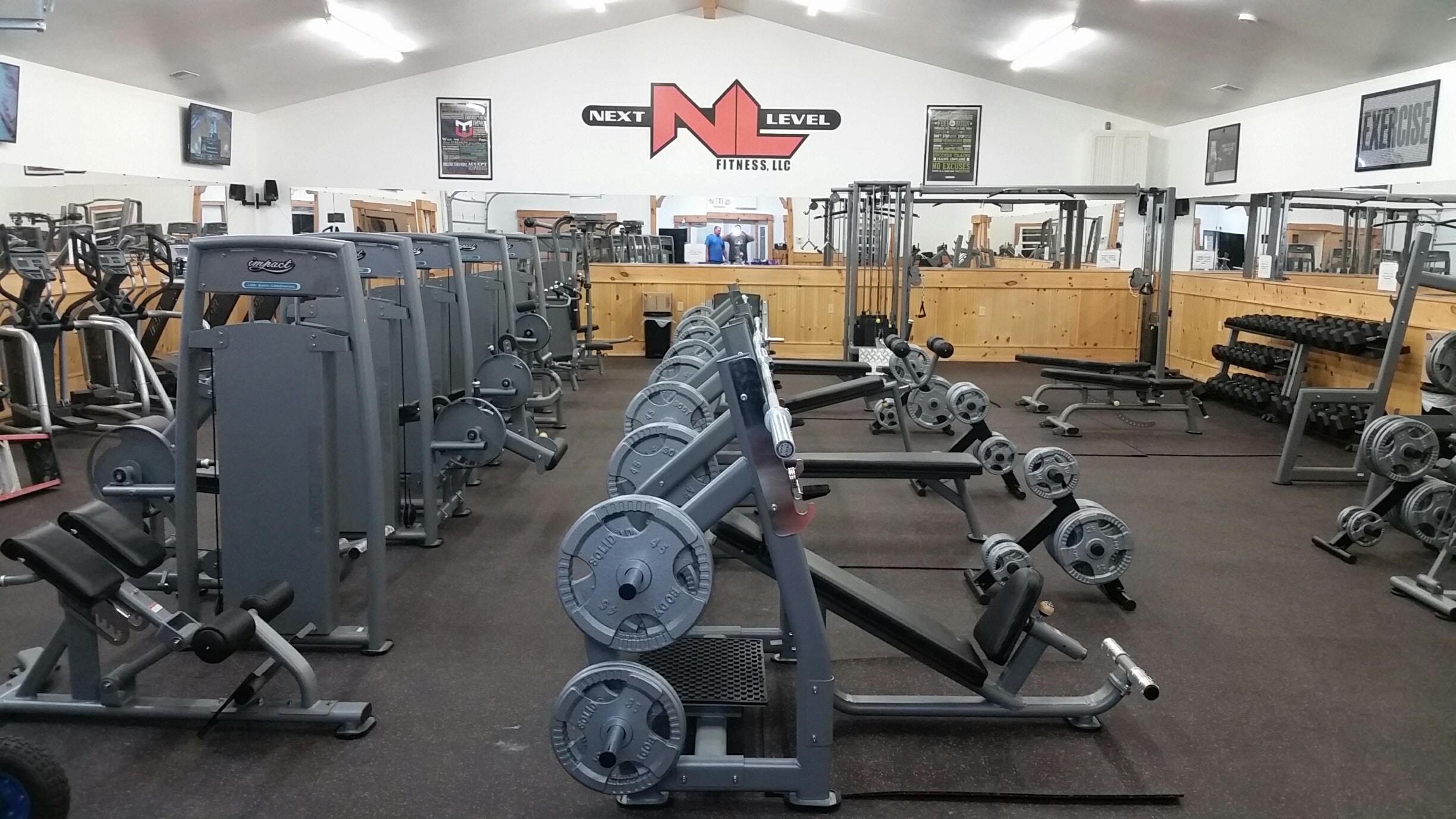 Commercial gym equipment specialists for your gym or fitness center