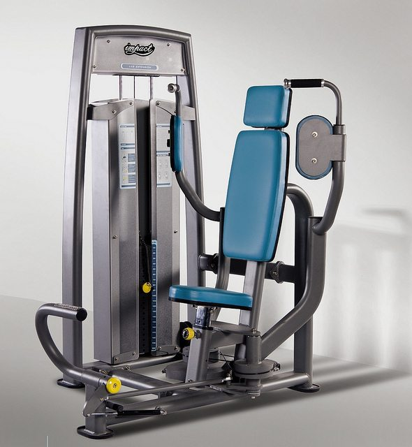 Pec Deck Commercial Gym Equipment