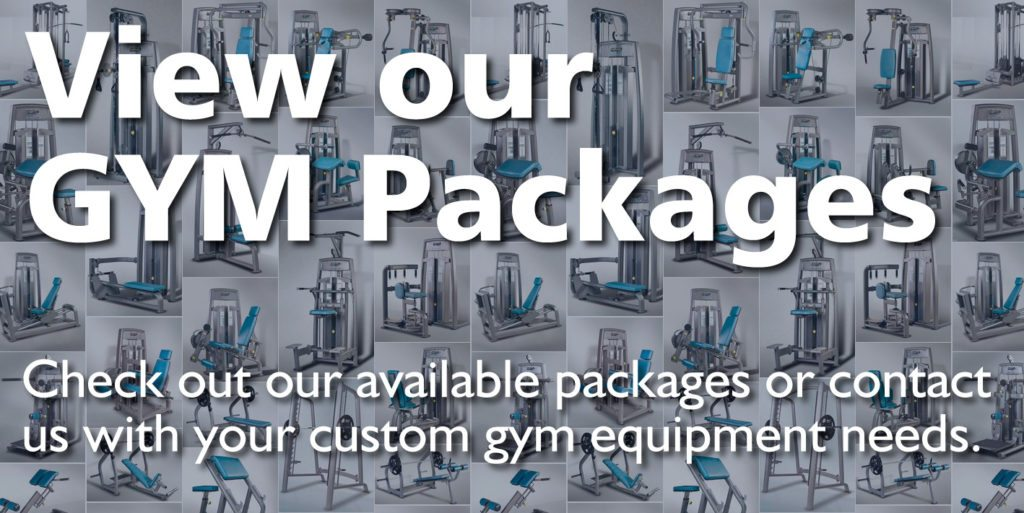 view our commercial gym equipment packages