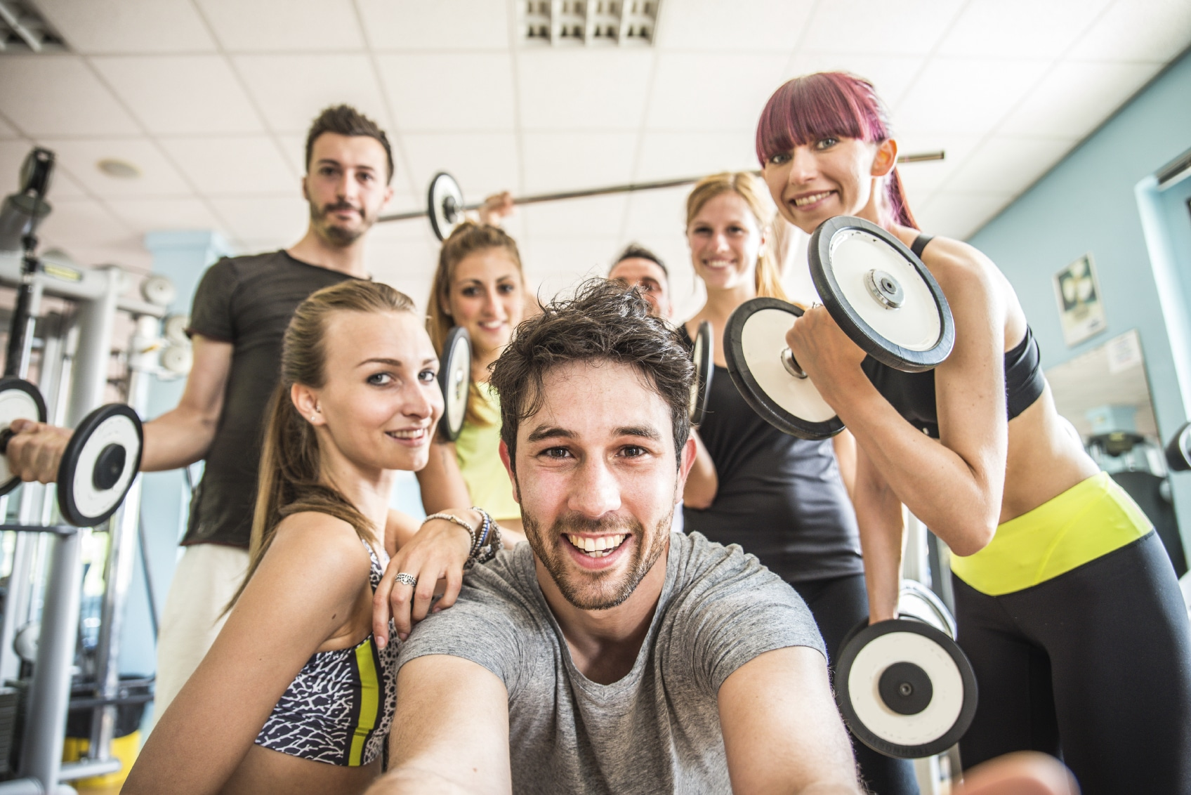 Fitness Industry - Gym Business