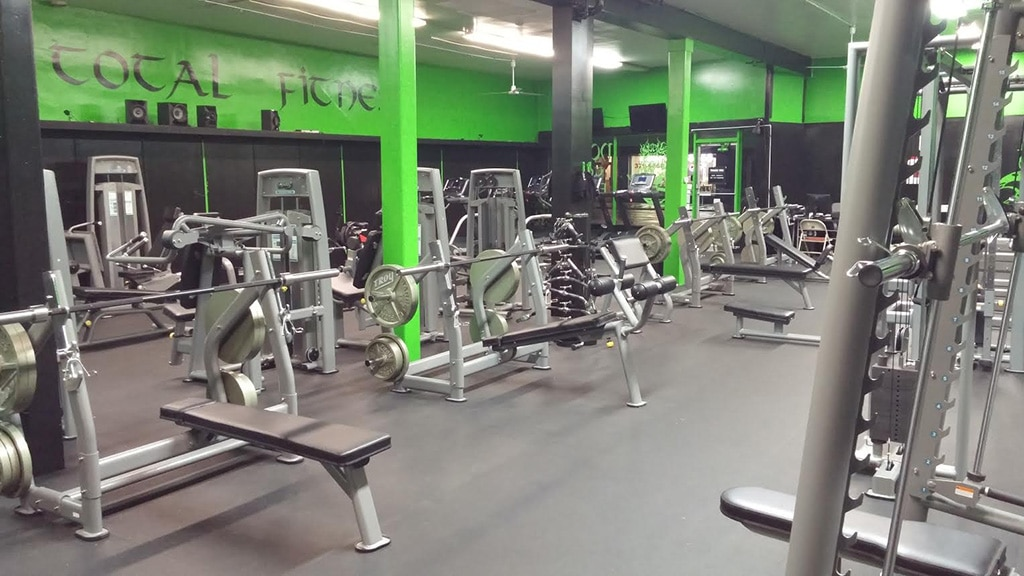 Nordic Total Fitness Center Gym Equipment Image 1