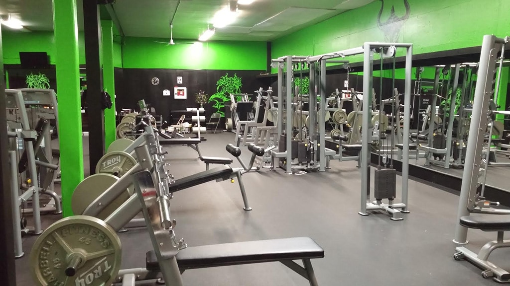 Nordic Total Fitness Center Gym Equipment Image 2