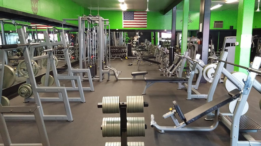 Nordic Total Fitness Center Gym Equipment Image 4