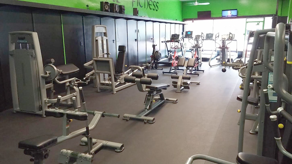 Nordic Total Fitness Center Gym Equipment Image 5
