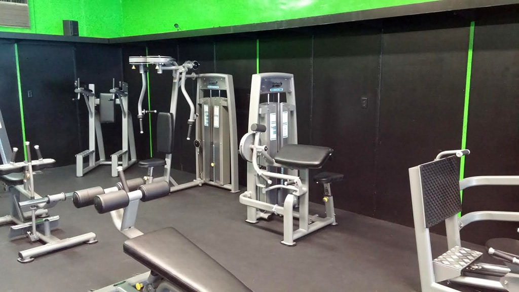 Nordic Total Fitness Center Gym Equipment Image 6