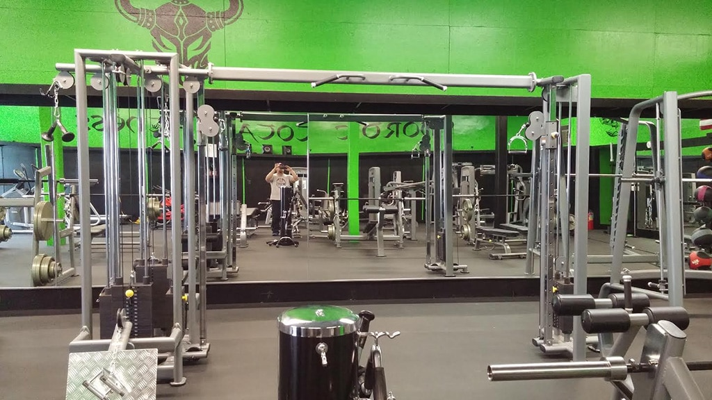 Nordic Total Fitness Center Gym Equipment Image 7