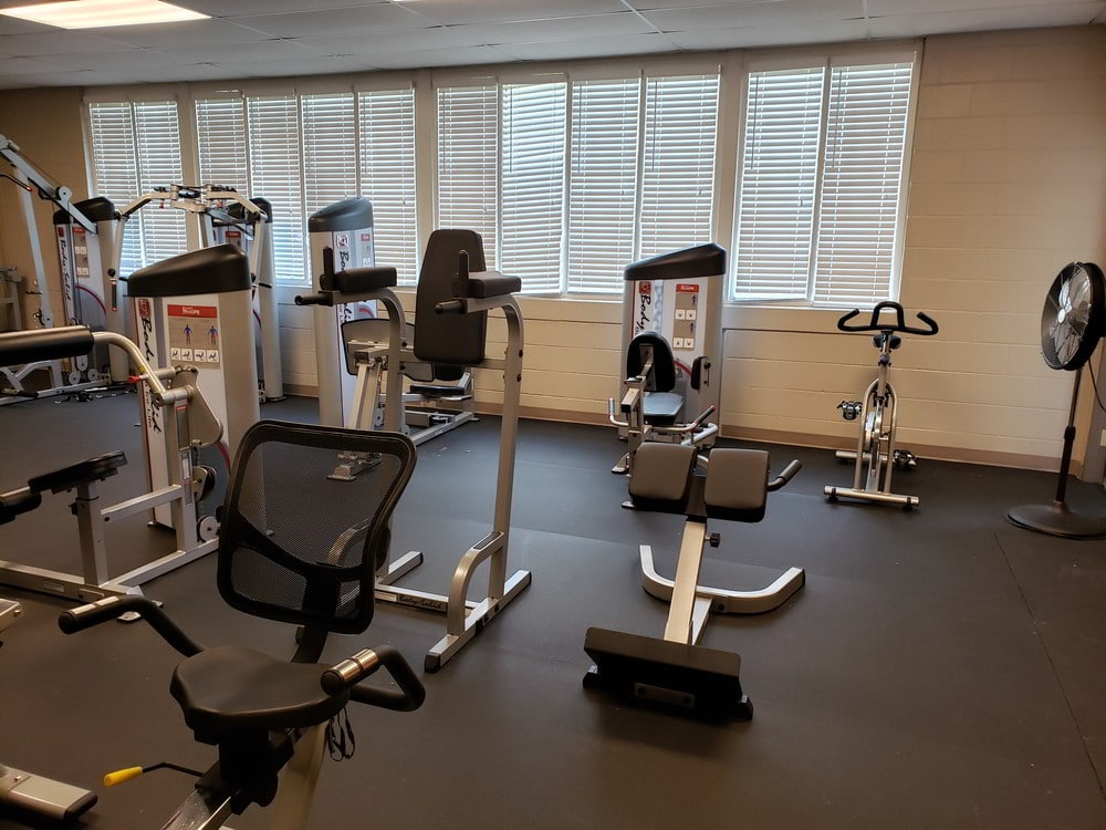 New Senior Citizens Fitness Center - Powder Springs GA