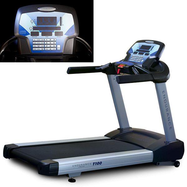 Landice Treadmill Safety Key: Body-Solid Endurance T100D Commercial Treadmill